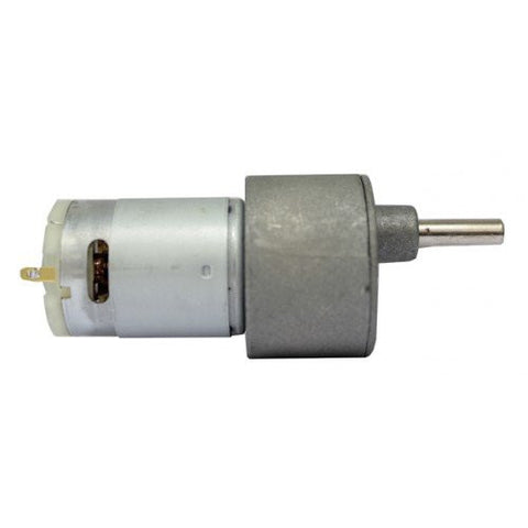 Johnson High Torque DC Geared Motor 200RPM