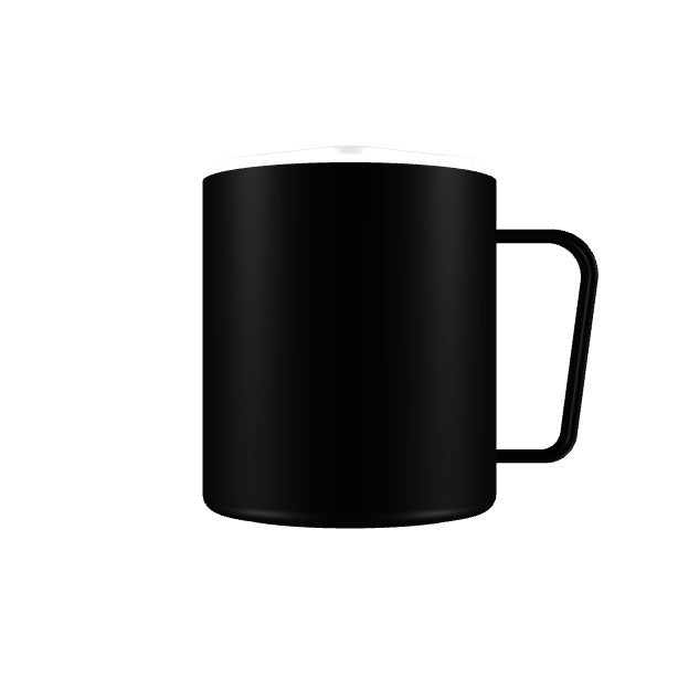 Bolt Coffee-12oz Camp Cup-Black