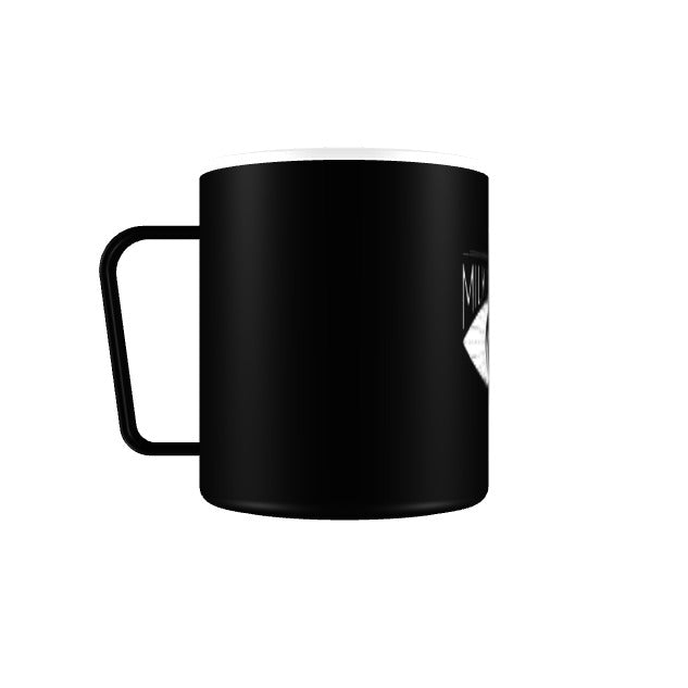 CustoMiiR 12oz VI Camp Cup- Black