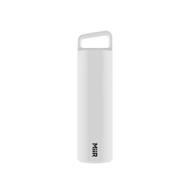 White BWH Water Bottle
