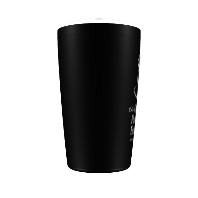 Carly's Rolling Bay - Black 12oz Tumbler