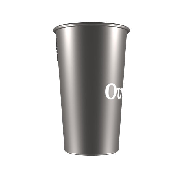 Outliers Pint Cup (Smaller Wordmark)