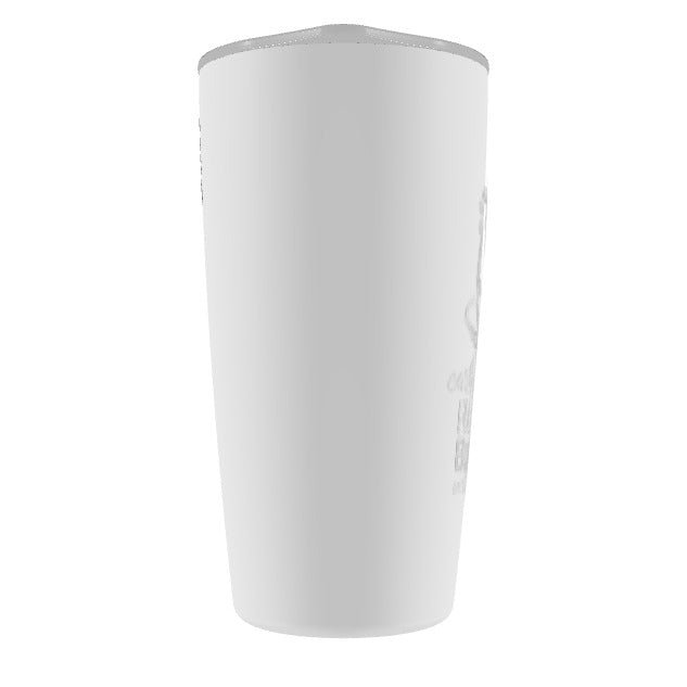 Carly's Rolling Bay - White 16oz Tumbler