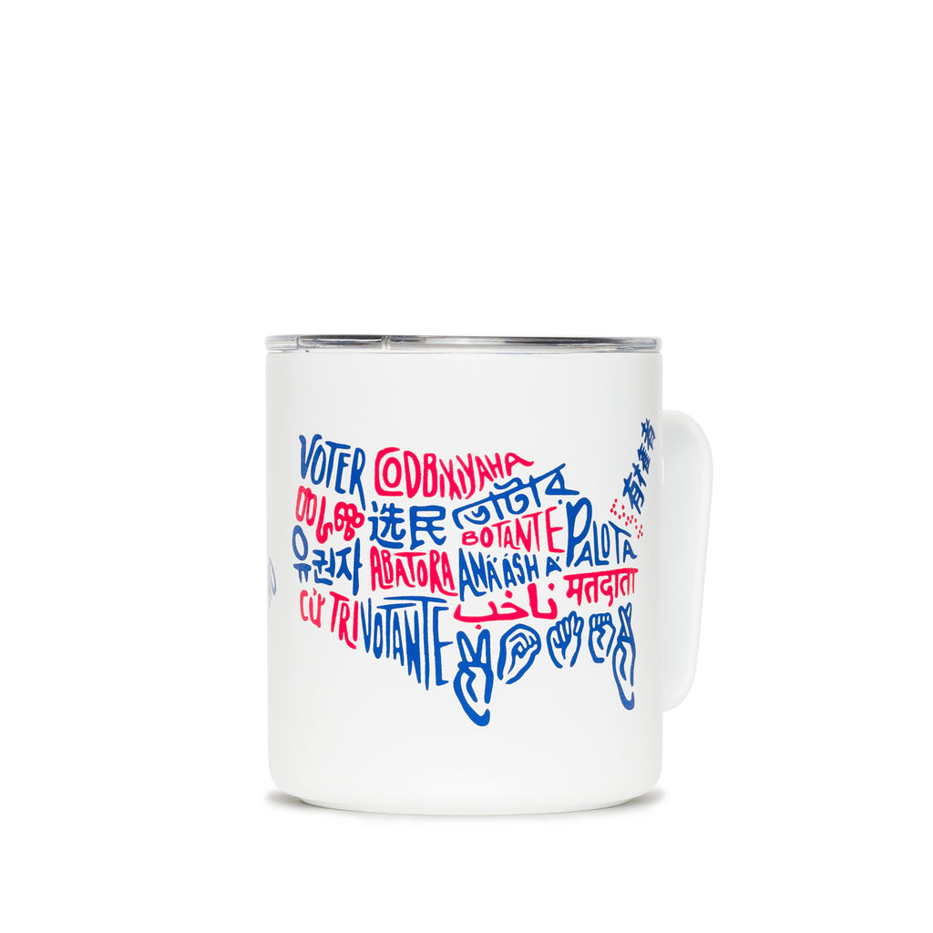 12oz Voter Camp Cup