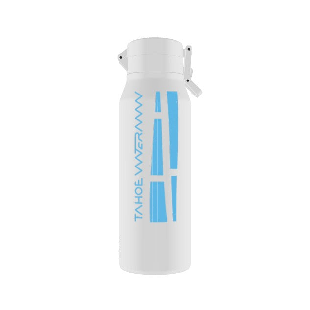 32OZ Howler - water logo