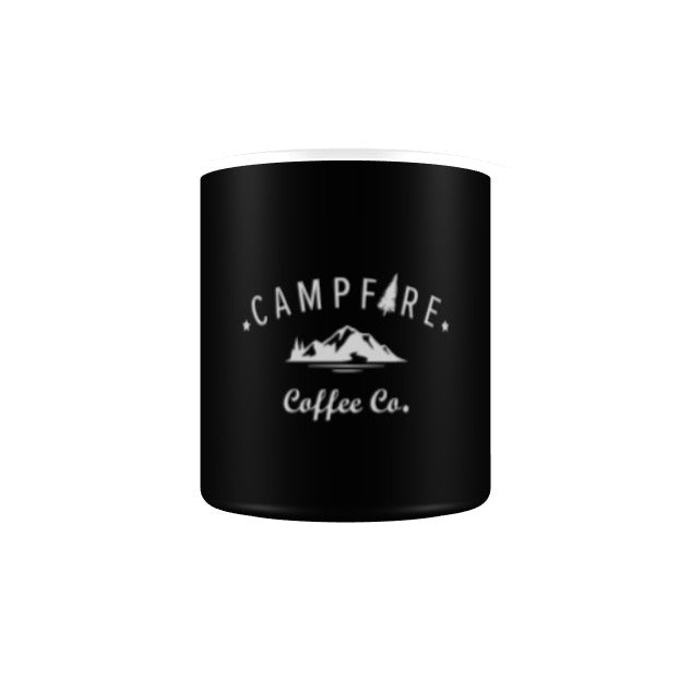 Black camp cup