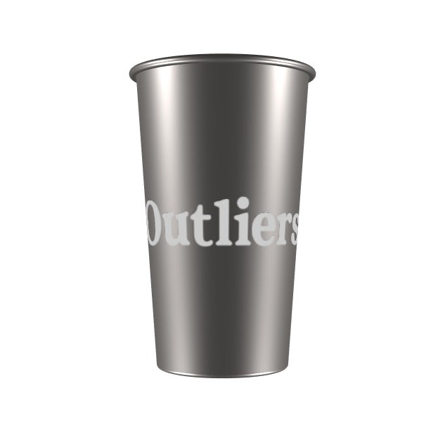 Outliers Pint Cup