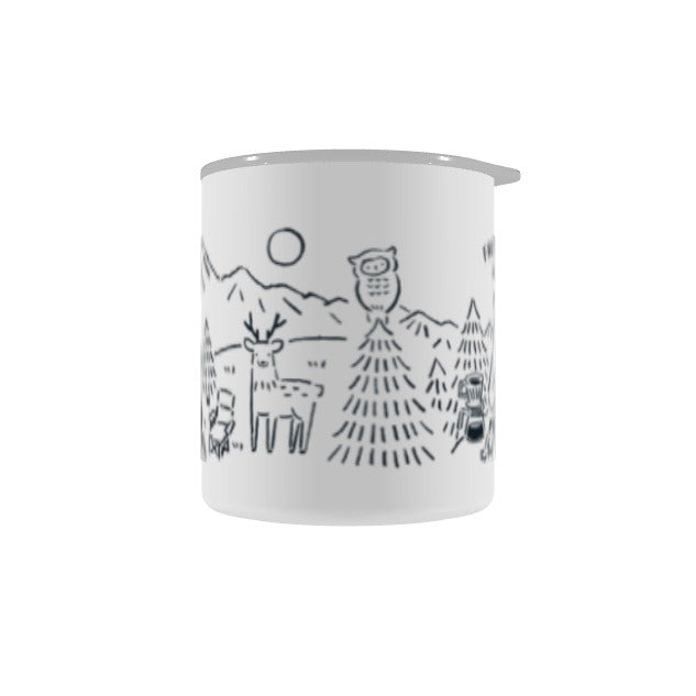 CustoMiiR 12oz Camp Cup