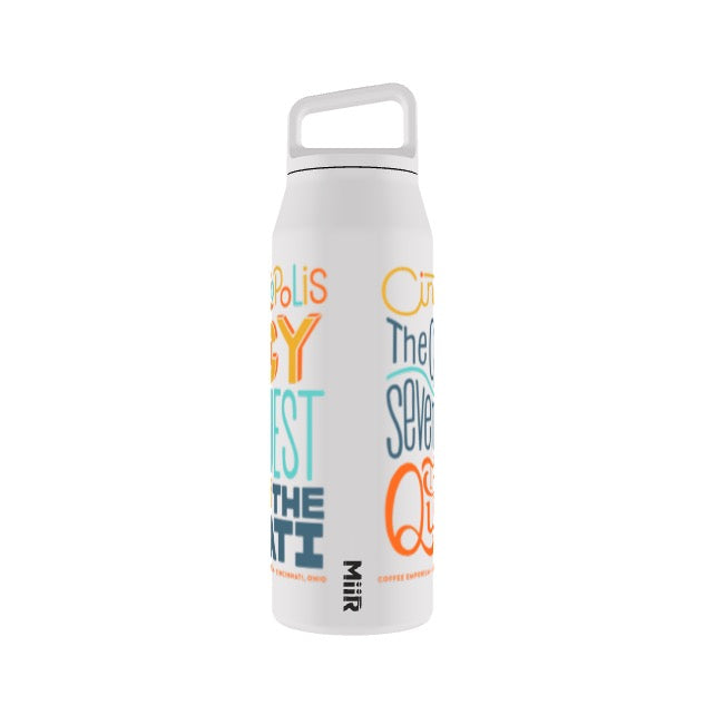 Cincy Water Bottle