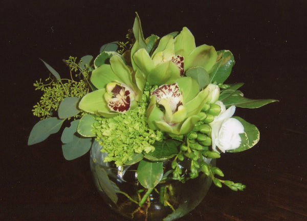 MV18 - Cymbidium Centerpiece