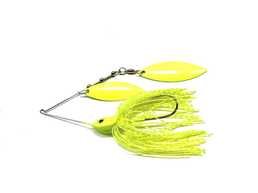 Chartreuse Flo-Nickle Willow/Willow