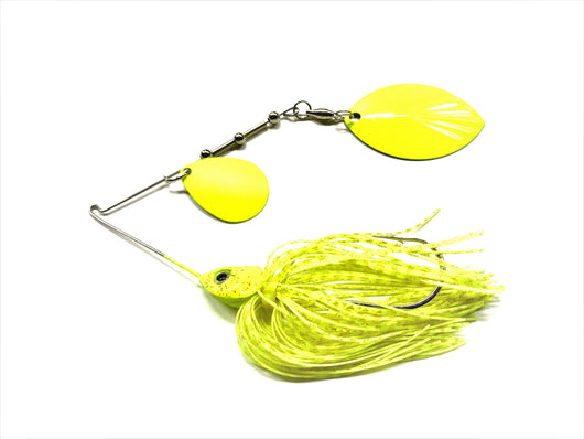 Chartreuse Flo-Nickle Colo/Mag Willow