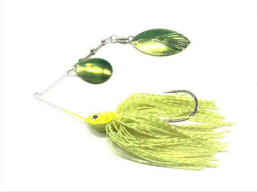 Chartreuse Powder Paint Colo/Mag Willow