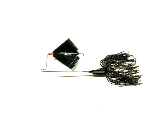 Black Buzz Bait, Flo-Blade