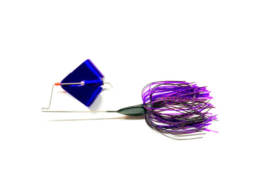 Purple Buzz Bait, Flo-Blade