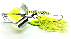 Chartreuse Silver W/ Plastic