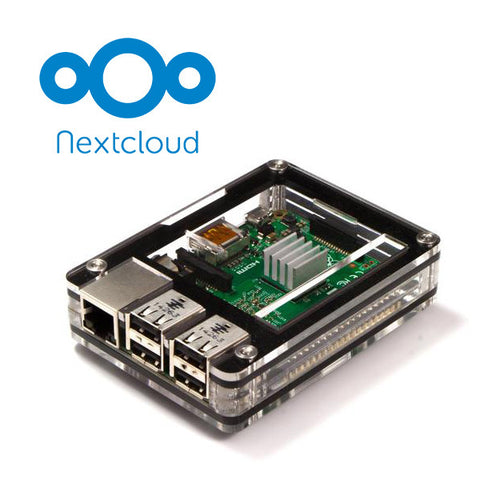 Raspberry Pi 3 Nextcloud Storage Server for Home & Office