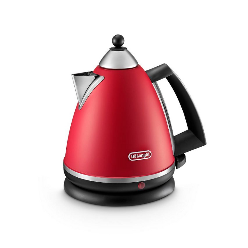 Delonghi KBX3016.R1 Red 1.7 Litre Kettle