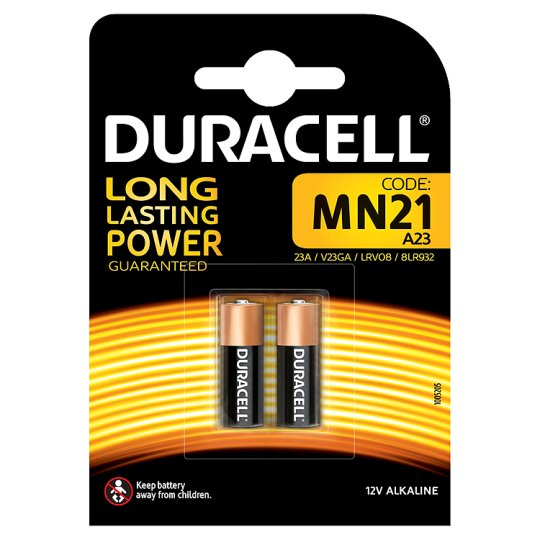 Duracell Specialty Alkaline Batteries