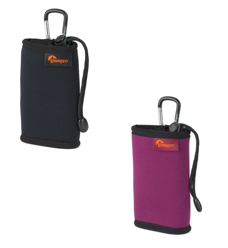 Lowepro Hipshot 20 Neoprene Pouch for Compact Digital Cameras