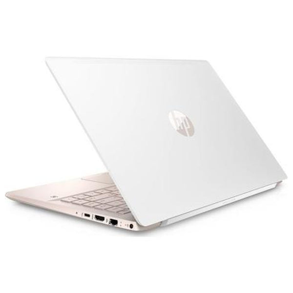 "HP Pavilion 14-ce0597sa 14"" Rose Gold Laptop Intel Core i3 128 GB SSD 8GB RAM (Just Like New)"