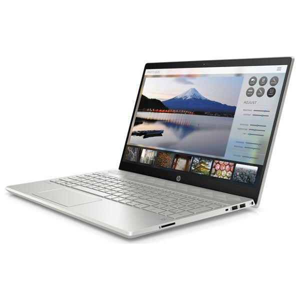 "HP Pavilion 15-cw0505sa 15.6"" Inch Silver AMD Ryzen 3 Windows Laptop 128 GB SSD (Refurbished B)"