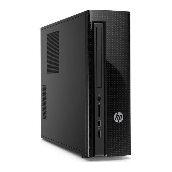 HP Slimline Desktop 260-a160na A6 7310 8GB 1TB DVD-RW Windows 10 Desktop (Just Like New)