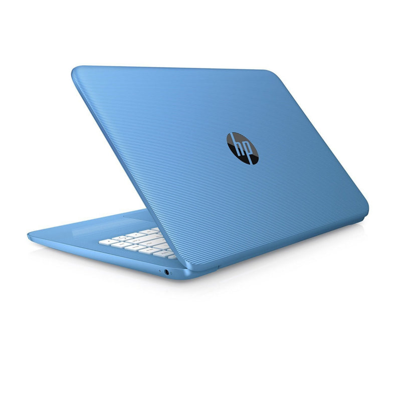 "HP Stream 11-y050sa 11.6"" Inch Intel Celeron Blue Laptop 32 GB eMMC, 2GB RAM (Refurbished B)"