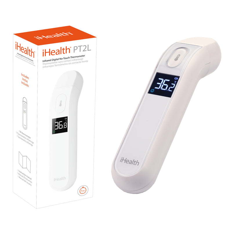 iHealth PT2L Infrared Digital Non-Contact Medical Thermometer