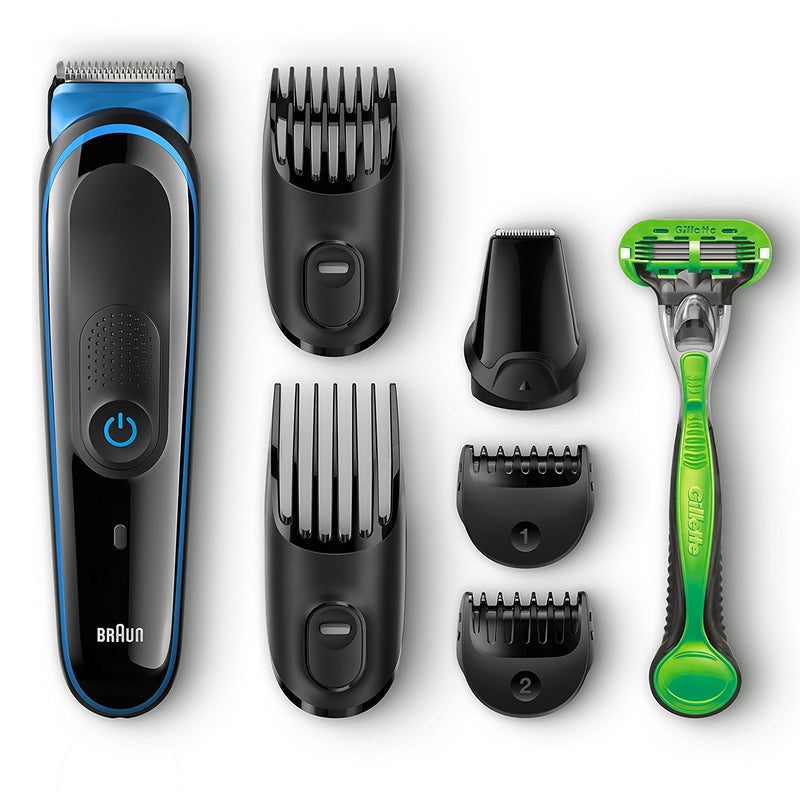 Braun MGK3040 7-in-1 Multi Grooming Kit