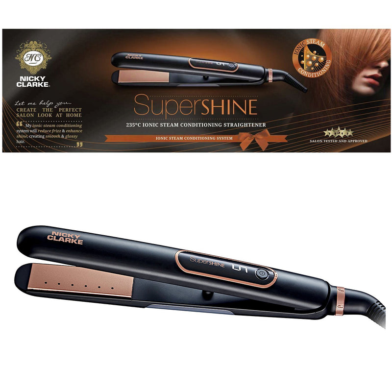 Nicky Clarke Super Shine Straightener