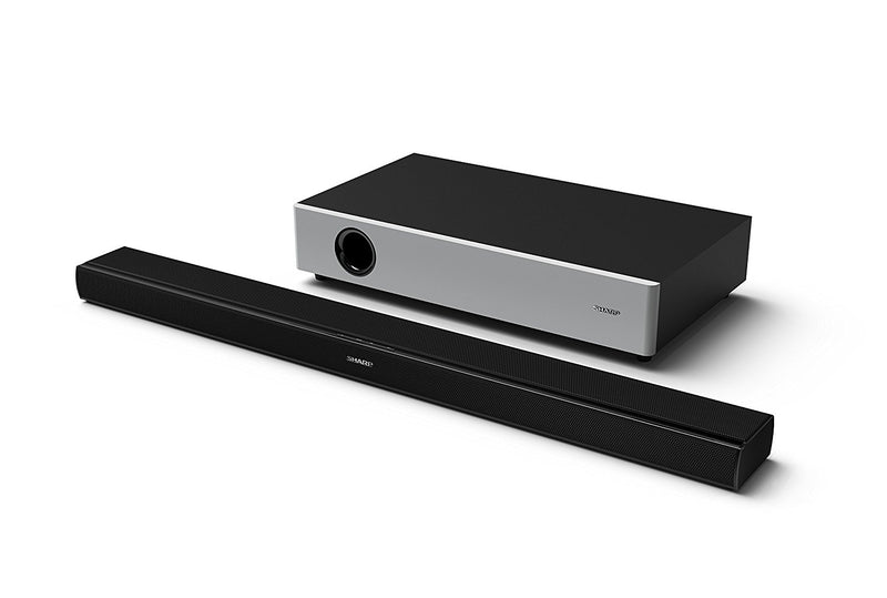 Sharp HT-SBW160 360W 2.1 Ultra Slim Soundbar with Compact Wireless Subwoofer
