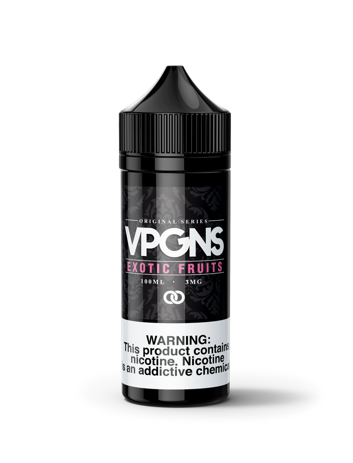 VPGNS Exotic Fruits 100ML (AKA ORGASM)