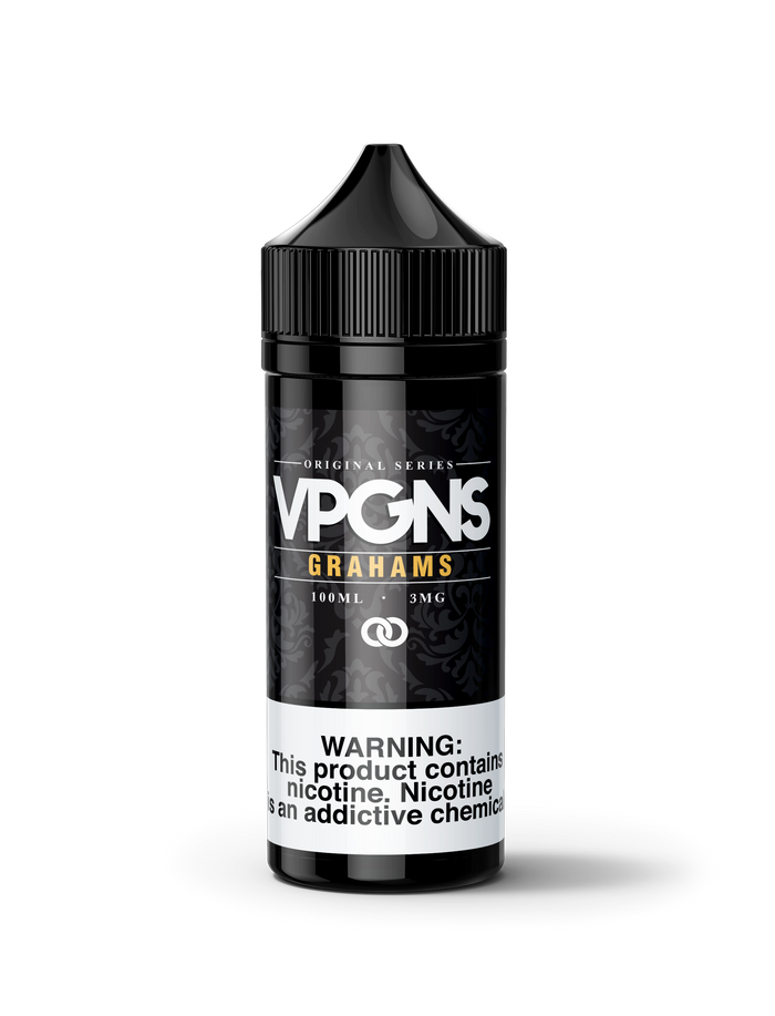 VPGNS Grahams 100ML (AKA Goon Drip)
