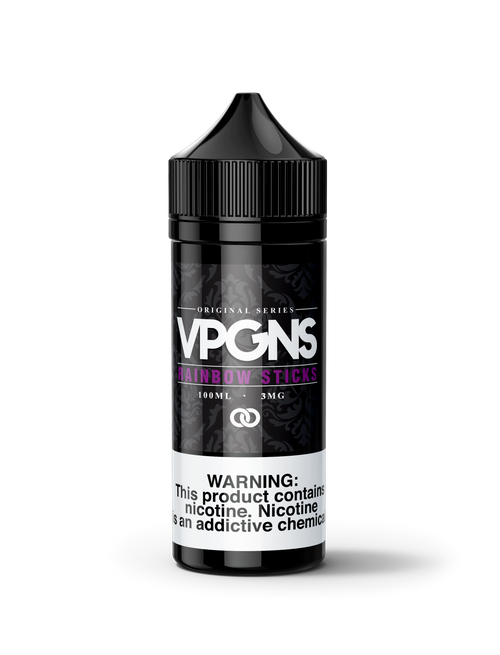 VPGNS Rainbow Sticks 100ML (AKA MOIST)