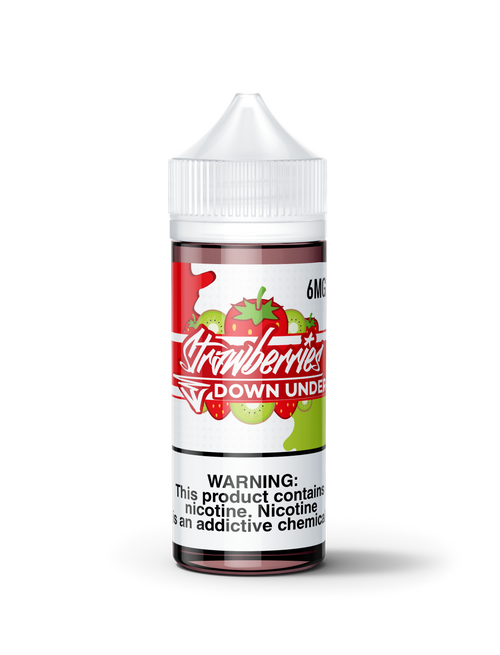 #VPGNS Strawberries Down Under 100ML