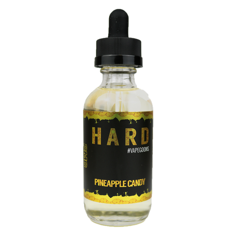 HARD Pineapple Candy