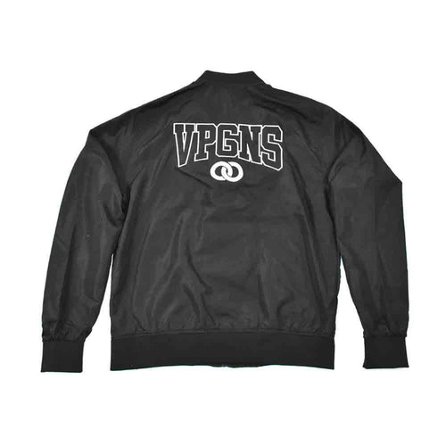 VPGNS Bomber Jacket (Black)