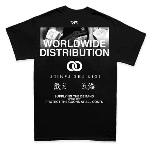 VPGNS Worldwide Distribution