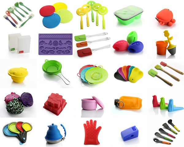 Benefits of Silicone Kitchenware