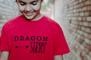 Kids Dragon Slayer Short Sleeve