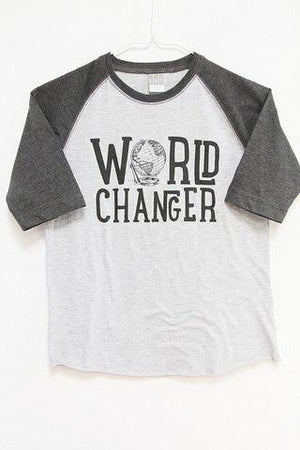 World Changer Kids Tees