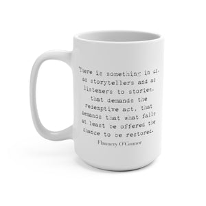 15oz Flannery O'Connor Story Coffee Mug