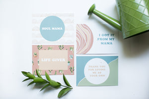 Mother's Day Postcard Set