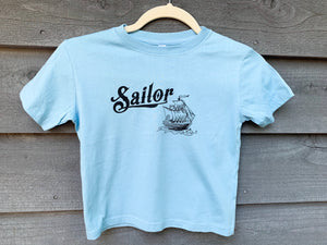 Sailor Toddler Tee