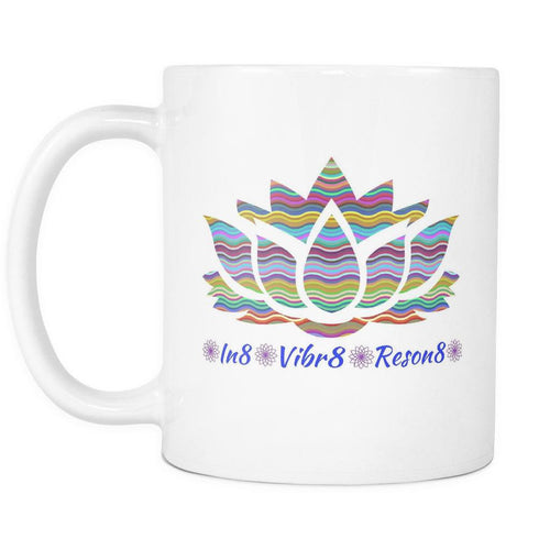 Drinkware - In8, Vibr8, Reson8 Lotus Mug