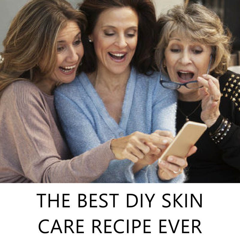 The Absolute Best DIY Skin Care Recipe We Ever Tried