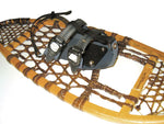 3R Ratchet Binding for Wood Snowshoes