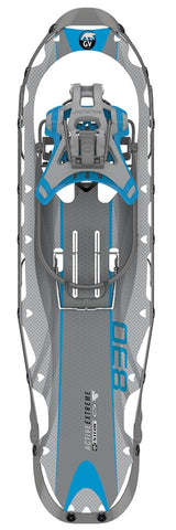 Womens Active Extreme Alligator Aluminum Snowshoes