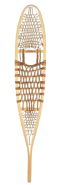 Alaskan Yukon Traditional Wood Snowshoe